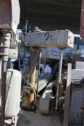 Myers 25 h.p. Disperser in