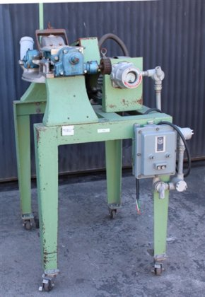 MikroPulverizer Mk I, screw-feed 7852