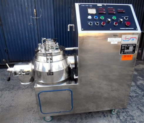 POWREX FM-VG-25 Hi-shear Granulator in