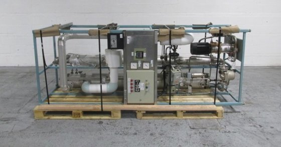 FINN AQUA PURE STEAM GENERATOR,