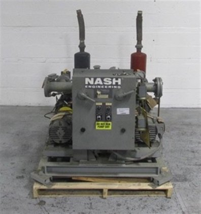NASH VACUUM PUMP SYSTEM SC
