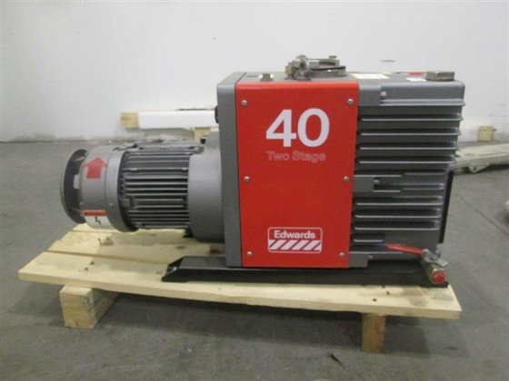BOC Edwards Vacuum Pump in