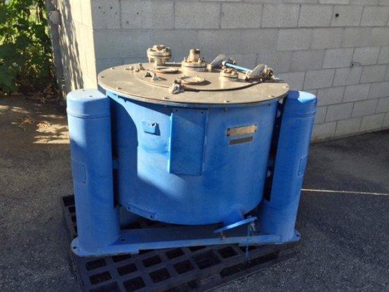 """Tolhurst 30"""" 1000 rpm Centrifuge,"""