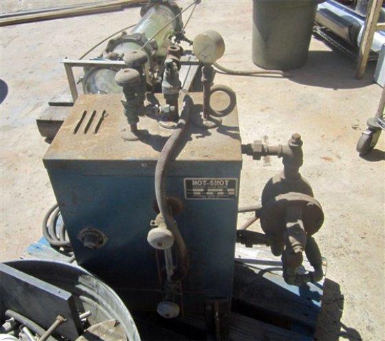 Sussman Steam Generator/Boiler, 8 h.p.