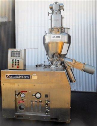 Krauss Maffei MT Mixer, 100