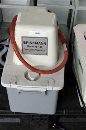 Brinkman B-169 Vacuum Aspirator 8037