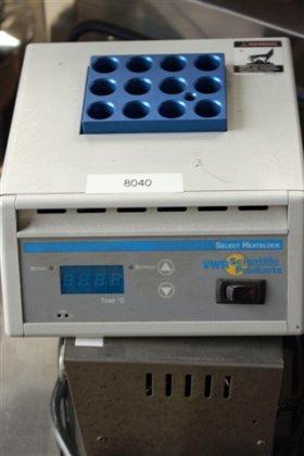 VWR Scientific Select Heatblock 8040
