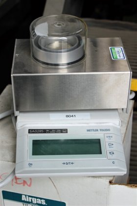 Mettler Toledo SAG285 Scale 8041