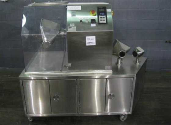 SERVO LIFT PORTABLE BIN BLENDER,