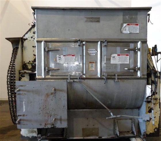 AMERICAN Process Twin Shaft Fluidizer