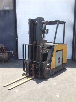 Caterpiller Electric Forklift, 5000 lbs