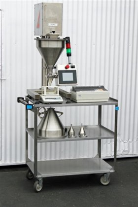 All-Fill CFS-SV-600 Auger Filler, 50