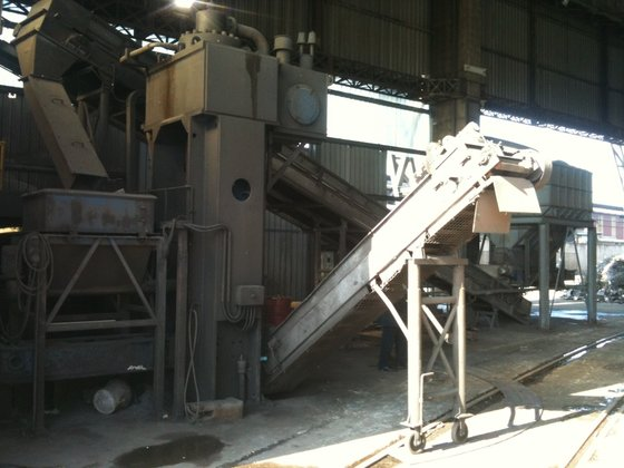Briquetting plant Recent complete for