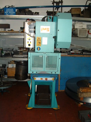 1999 IMS press Mechanical in