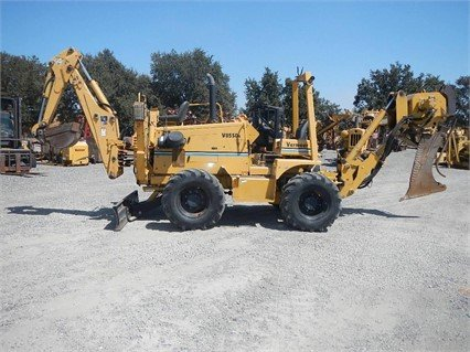 2002 VERMEER V8550A Trencher in