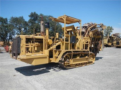 JETCO 7337-500HD Trencher in Woodland,