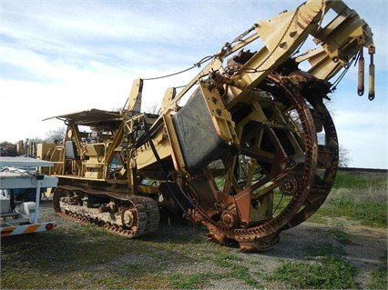 1990 TRENCOR 930HD Trencher in