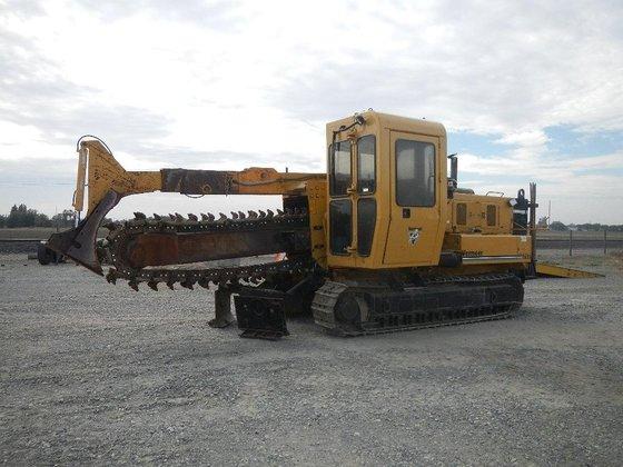 2006 VERMEER T655II in Woodland,