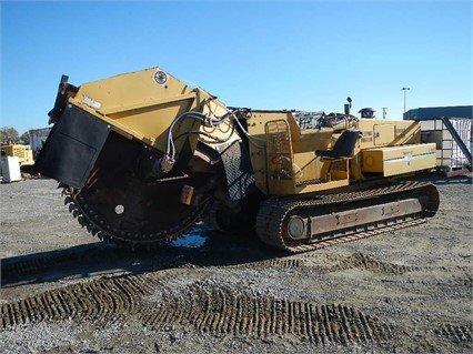 1987 VERMEER T650 Trencher in