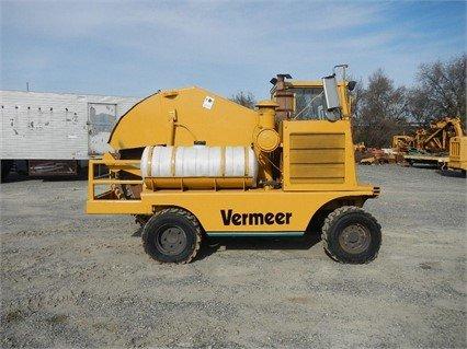 1988 VERMEER CC135 Trencher in