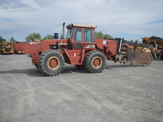 2002 DITCH WITCH RT185 in