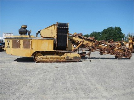 1984 CAPITOL 810 Trencher in