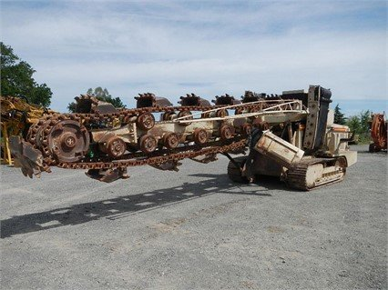 1986 CAPITOL 810 Trencher in