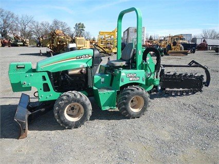 2010 DITCH WITCH RT45 Trencher