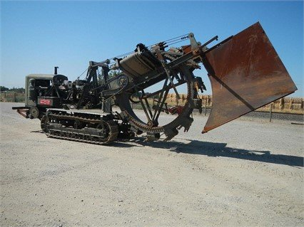 1988 CLEVELAND 236 Trencher in