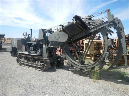 1992 CLEVELAND 9624 Trencher in