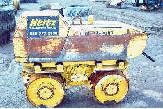 2002 RAMMAX P33/24HHMR in Woodland,
