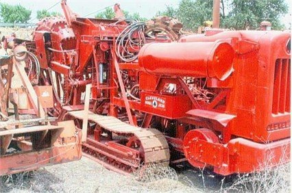 CLEVELAND JS36W Trencher in Woodland,