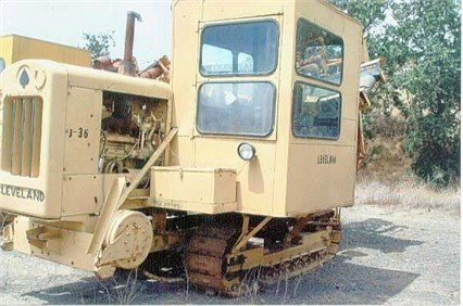 CLEVELAND J36 Trencher in Woodland,