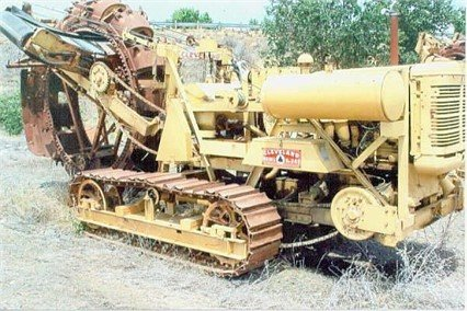 CLEVELAND 240 Trencher in Woodland,