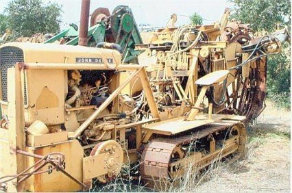 CLEVELAND JS36 Trencher in Woodland,