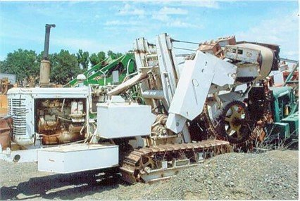 PARSONS 170 Trencher in Woodland,