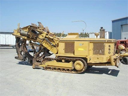 1987 CAPITOL 550 Trencher in