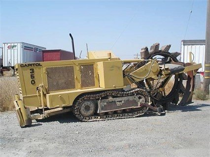 1989 CAPITOL 350 Trencher in