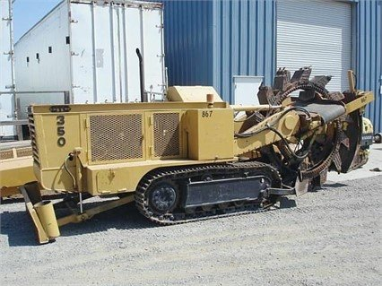 1988 CAPITOL 350 Trencher in