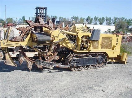 1987 CAPITOL 350 Trencher in