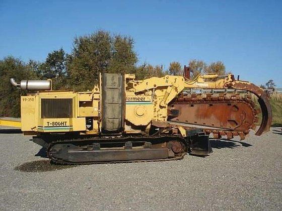 1993 VERMEER T800HT in Woodland,
