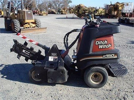 2008 DITCH WITCH R150 Trencher