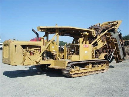 1982 CLEVELAND 400W HD Trencher
