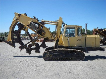 1989 CLIFFSIDE 007 Trencher in
