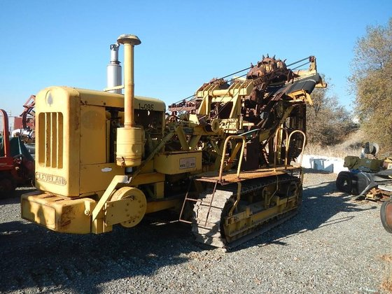1983 CLEVELAND 7036SD in Woodland,