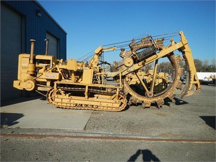 1983 CLEVELAND 7036SD Trencher in