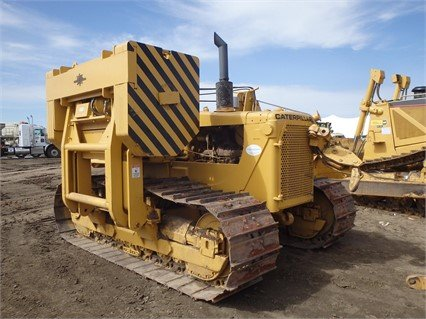 1984 CATERPILLAR D6D in Woodland,