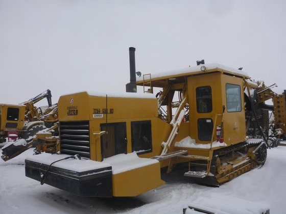 TRENCOR JETCO 7254-650HD in Woodland,