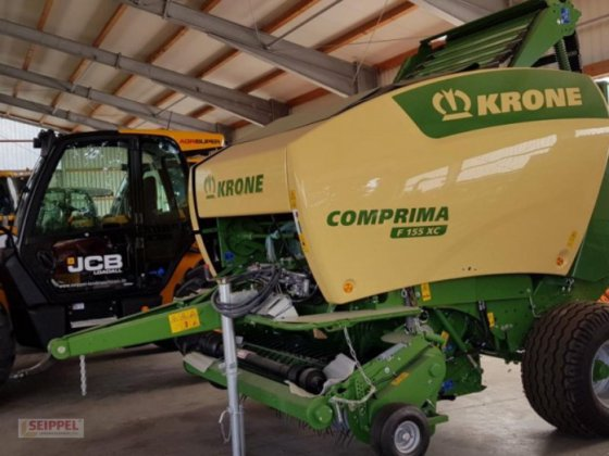 2018 Krone COMPRIMA F 155 XC in Gross-Umstadt, Germany