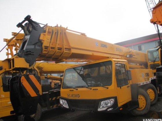 STC700T | 70t Truck Crane | Truck Crane | SANY Group